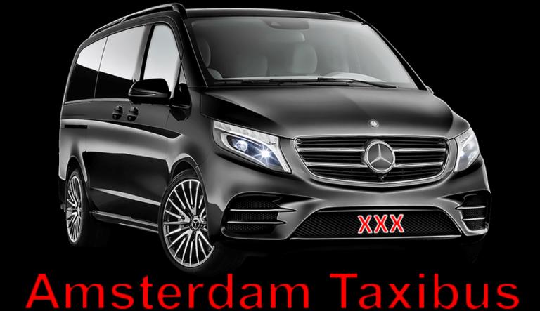 Taxibus Amsterdam taxibus